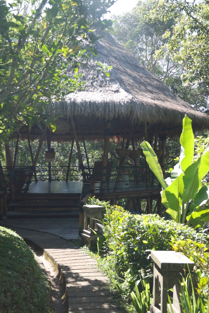 sarinbuana eco lodge yoga bale bali indonesia travel