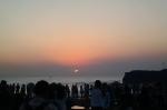 Tanah Lot Temple bali indonesia travel sunset