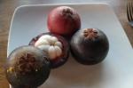 mangosteens fruit bali indonesia