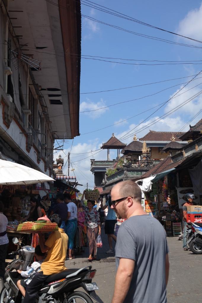 travel Ubud Bali Indonesia