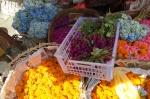 travel Ubud Bali Indonesia market flowers