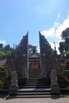 travel Ubud Bali Indonesia gunung lebah temple gates