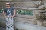 ubud bali indonesia temple sarong