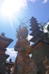 travel Ubud Bali Indonesia Gunung Lebah Temple statues