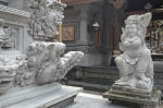 travel Ubud Bali Indonesia Gunung Lebah Temple stone statues