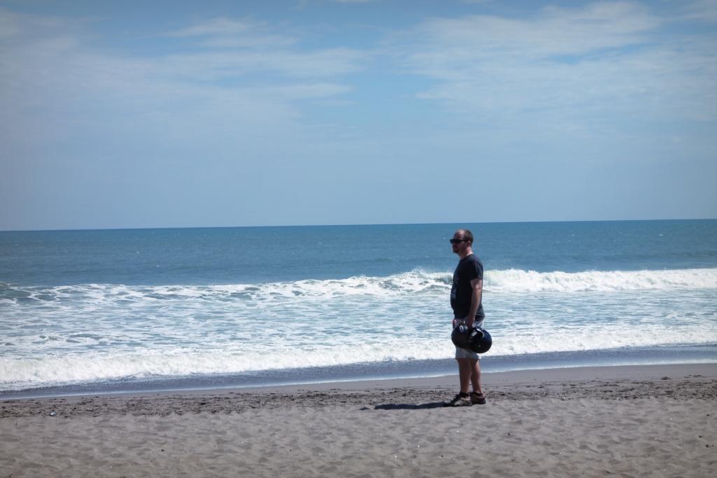 seminyak beach bali indonesia travel