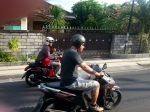 scooter ride in bali indonesia travel