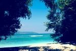 travel gili t island lombok indonesia beach ocean