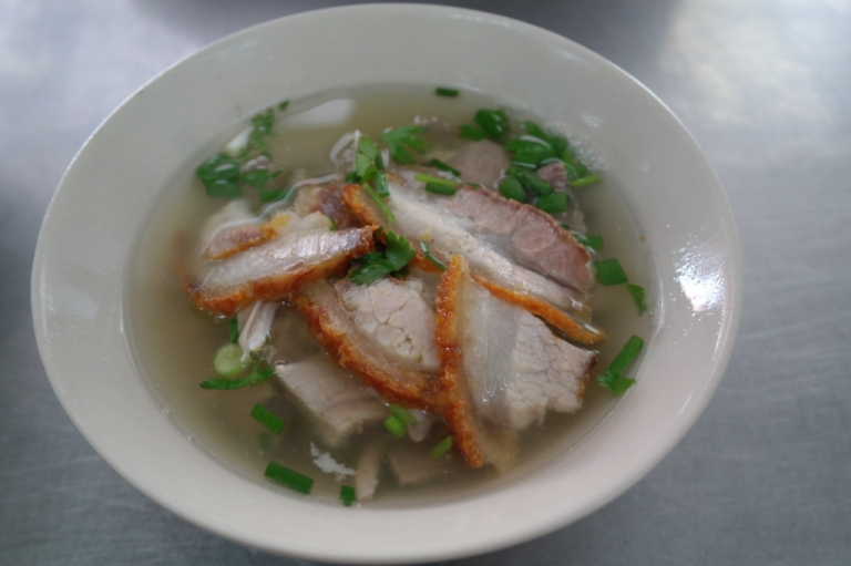 pork food thailand travel