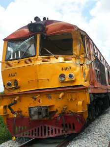 tain accident thailand travel