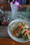 ao nang beach travel thailand pad thai restauran