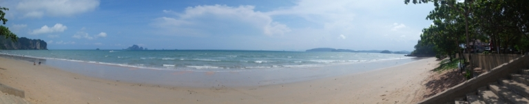 ao nang beach travel thailand