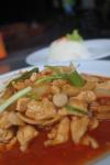 cashew chicken thai food thailand travel