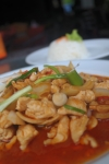 cashew chicken thai food thailand travel