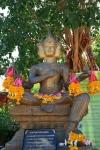 statue Chiang Mai Thailand travel