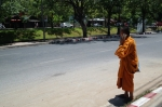 monk Chiang Mai Thailand travel