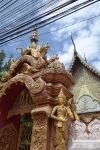temple Chiang Mai Thailand travel