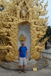 White Temple chiang rai thailand travel