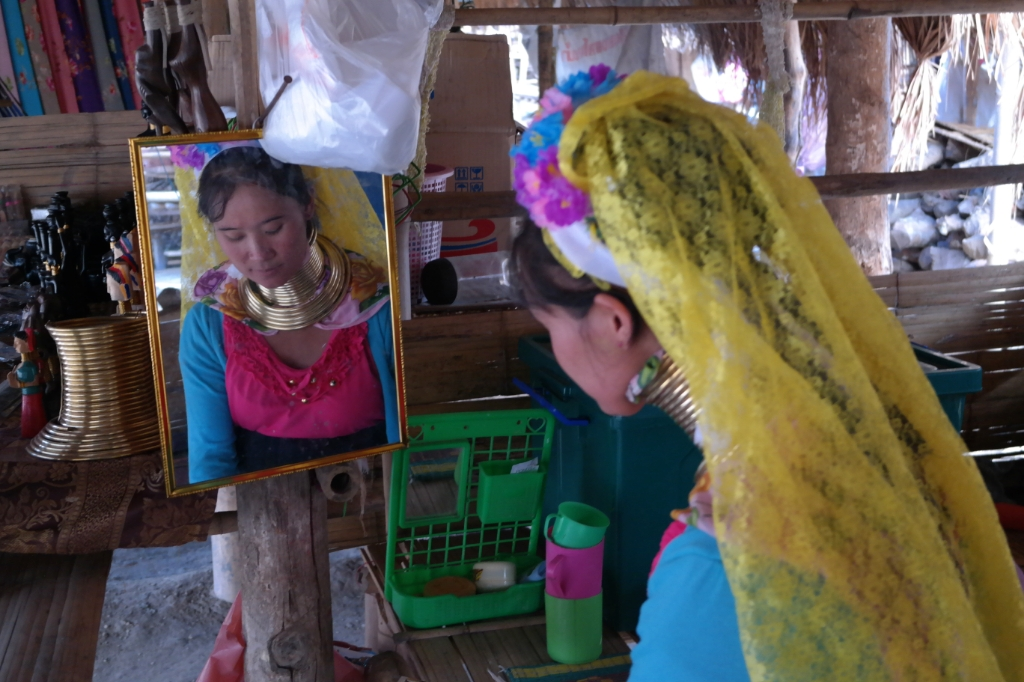 Long Neck Karen Tribe Thailand