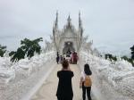 emer schlosser white temple chiang rai thailand