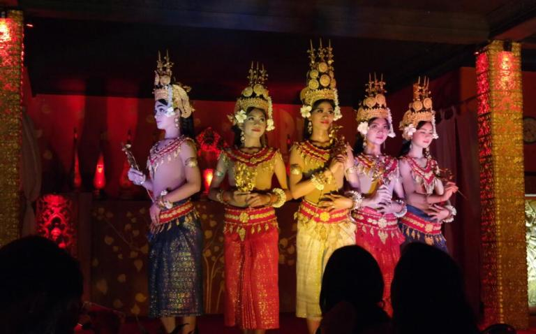 siem reap cambodian dance