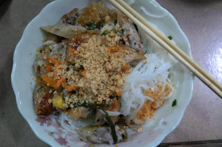 vermicelli cambodian food