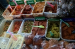 curry paste wet market bangkok thailand