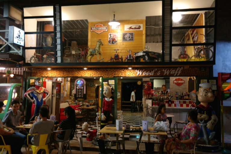 Siam Gypsy Junction hipster flea market bangkok thailand travel