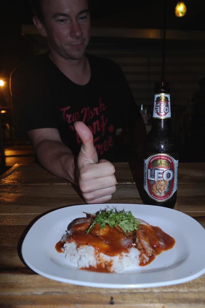 Siam Gypsy Junction hipster flea market bangkok thailand travel pork