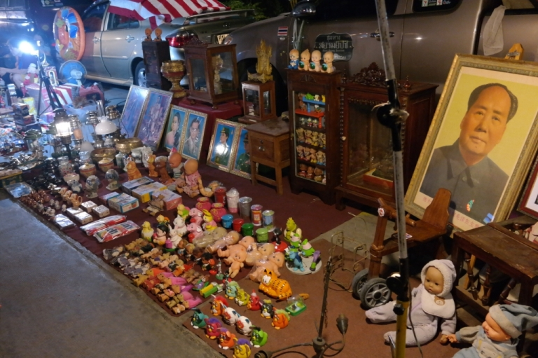Siam Gypsy Junction hipster flea market bangkok thailand travel