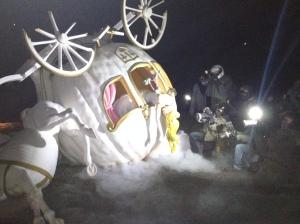 banky's dismaland bemusement park england art travel cinderella